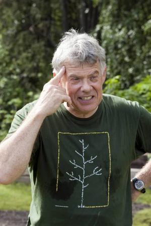 Rätt träd på rätt plats är viktigt enligt arboristen Ricky Morelli.