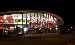 World cup spelas i Göransson Arena i mitten på oktober.
