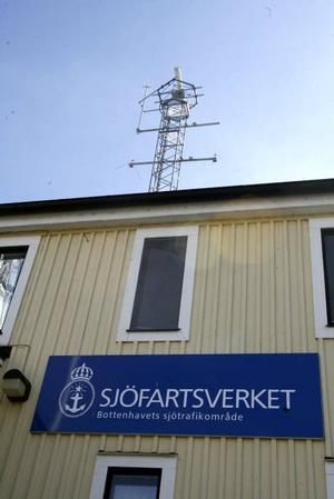 Sjöfartsverket, Bottenhavets sjötrafikområdet, är det officiella namnet på lotsen i Bönan.