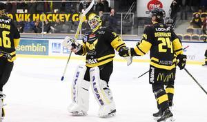 Henrik Lundberg, VIK Hockey