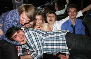 Konrad. Anonym, Adam, Filippa, Christoffer, Adam och Anonym