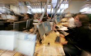 Inte föräldravänligt än. Bra arbetsgivare bör minska stressen ovh hjälpa föräldrar. FOTO: SCANPIX