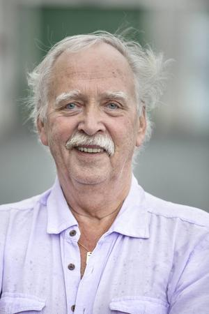Leif Lindqvist började på Woolpower, som då hette Vinetta, som 20-åring.