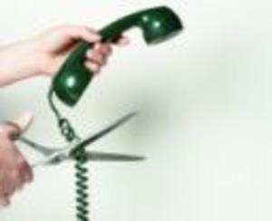 Allt fler överger fast telefoni