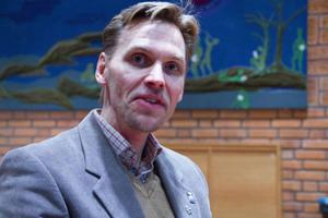 Per Nielsen, projektledare på TK Development, utvecklingsbolag.