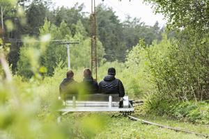 Tävlingen går ut på att köra en sträcka på cirka 3 km med så liten energiförbrukning som möjligt.