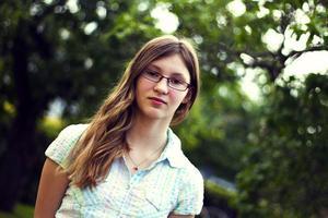 Niondeklassaren Cajsa Fogelberg tror inte på modellen med ettåriga gymnasieutbildningar.