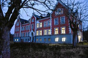 Gärdshyttans asylboende utanför Askersund.