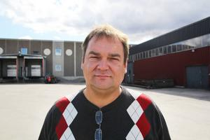 Björn Jonsson, styrelseordförande på Hyr i Bollnäs. Foto: Eva Persson