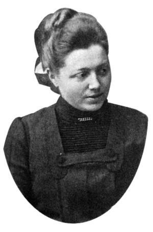 En av Sveriges feministiska pionjärer – Klara Lindh.