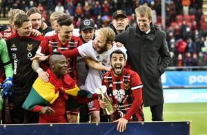 Brwa Nouri och Östersunds FK kliver in i Svenska cupen som regerande mästare.