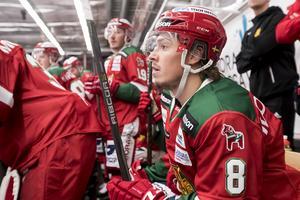 Robin Johansson är en av de spelarna som lämnade Mora IK efter fjolårets säsong. Foto: Daniel Eriksson/BILDBYRÅN