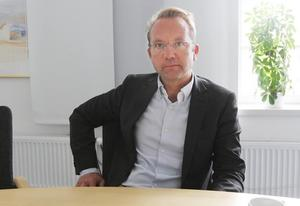 Regiondirektör Björn Eriksson