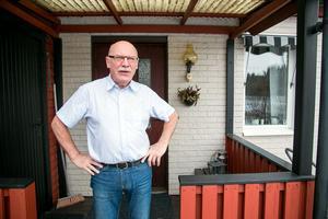 Bengt Ekström, Villaägarna i Hallstahammar, är bekymrad över situationen.