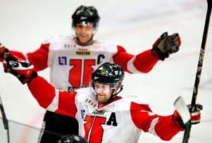 Fredrik Orrsten och Henrik Löwdahl.