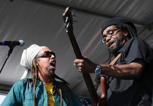 Third World hör till de internationella artisterna på årets reggaefestival i Uppsala.