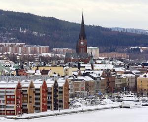 Sundsvall är en stad full av romantiska platser.