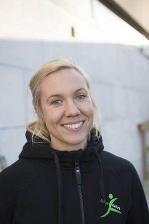Malin Sjökvist är licenserad personlig tränare och kost/näringsrådgivare.