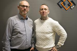 Tillsammans berättar Roger Hydén, vd för Enerco, och arbetsskadade Andreas Neuman om olyckan som förändrade livet. Deras gemensamma mål är att förebygga arbetsplatsolyckor.