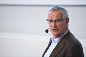Sten Heckscher. Foto TT