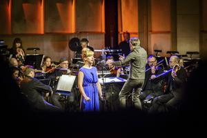 Sabina Zweiacker, Charles Hazlewood och Nordiska Kammarorkestern i orkesterns tredje möte med musik ur film- och spelvärlden. Där har den symfoniska musiken en ny storhetstid framför sig.