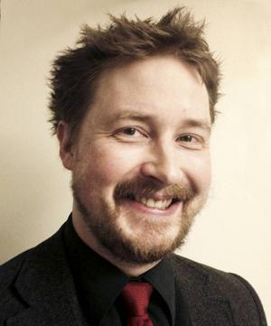 Filip Tegstedt medverkar i ett regissörssamtal.