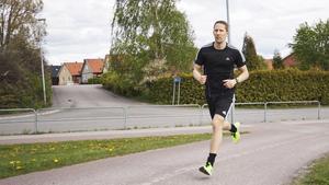 Tero Heikki är redo för maratondebut.