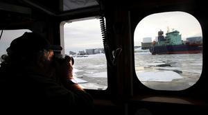Helge Nilsson har fotat alla fartyg han assisterat genom drygt fyra sekler.