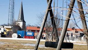 Åsa Eriksson (S) tror att den negativa publicitet som kommunen fått efter bråken om var den nya lekparken ska anläggas har påverkat studien.