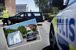 En man dömdes till åtta års fängelse för dråp efter att ha dödat en man på Hagalund i centrala Borlänge i juli 2016.