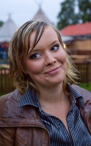 Maria Blom– Dunder är det mesta som händer i Ström så man ser ju fram mot sådana här händelser.