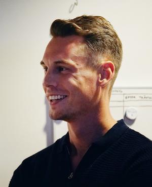 Daniel Bäckström, ny assisterande tränare i ÖSK.
