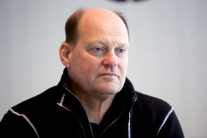 Miljöchef Olle Bertilsson.