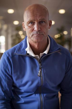 Michael Lundberg, jourhavande förundersökningsledare vid Jämtlandspolisen.