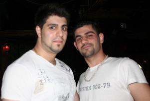 Konrad. Ram och Waseem