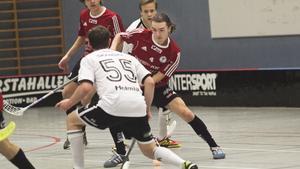 William Andersson gjorde ett av målen mot Hagfors.