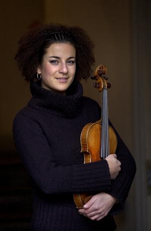 Claudia Bonfoglioli tillbaka i Gävle.