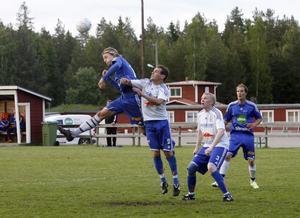 Norrala nådde högst för första gången den här säsongen. Laget vann med 3–1 mot Iggesund och tog sina första poäng i division 4.