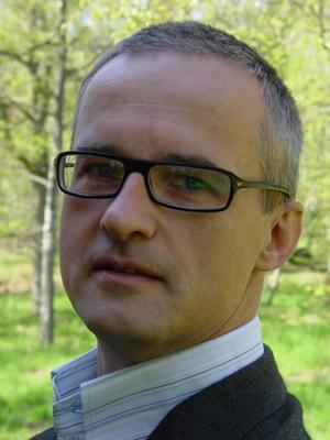 Jakob Lagercrantz, ordförande i föreningen Gröna bilister.