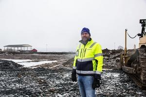 Fredrik Andersson och hans Nordschakt är nu även nominerade till årets företag i Dalarna.