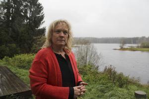 Lotta Gröning, boende i Olsbenning och eldsjäl.