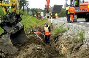 Leader Höga Kusten har fått ja till att stötta bredbandsutveckling i Härnösands kommun.