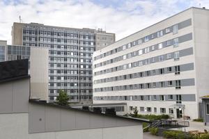 Västmanlands sjukhus, Västerås.