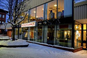 Medborgarhuset i Ånge är tänkt att inhysa öppen förskoleverksamhet.