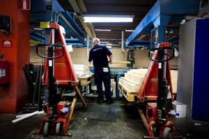 Om en vecka går ACB Laminat i graven. I dag ska konkursförvaltaren träffa möbelföretaget Ikea i Östersund för att diskutera förutsättningarna för tänkbara köpare.