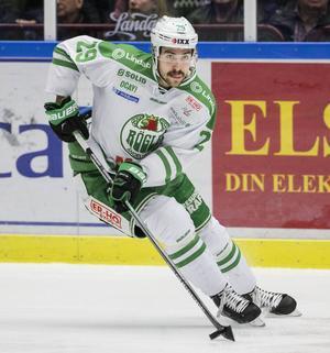 Ludvig Rensfeldt blev årets rookie i SHL.
