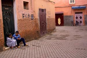 Marrakech kallas för
