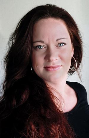 Jennifer Troëng, pressinformatör Black Knights.