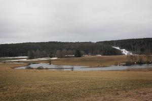 Kilån i Kilafors har flera vandringshinder för fisk i form av dammar och kraftverk.
