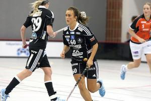 Lyft. Madelene Backlund blir viktig för VIB.FOTO: ARKIV